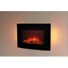 European Style Wall Mounted Electric Fireplace